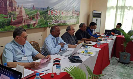 (Bosco.link) EAO Salesian Family Delegate formation started in Anisakan