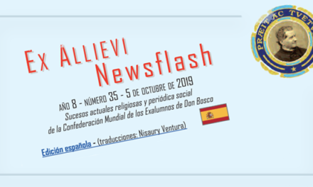 EX ALLIEVI  Newsflash