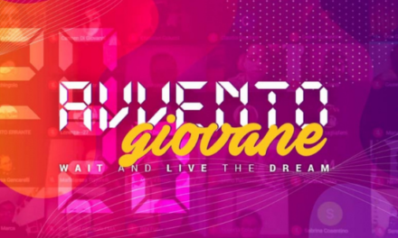 "Italia – Avvento giovane. ""Wait and live the dream"""